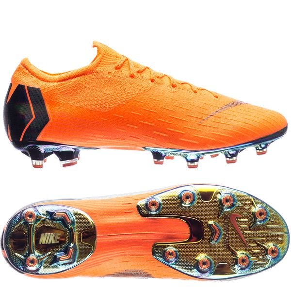 30e86ff9f 240.00 EUR. Price is incl. 19% VAT. -70%. Nike Mercurial Vapor 12 Elite AG-PRO  Fast AF - Total Orange Black
