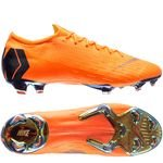 Nike Mercurial Vapor 12 Elite FG Fast AF - Orange/Noir/Jaune Fluo LIMITED STOCK