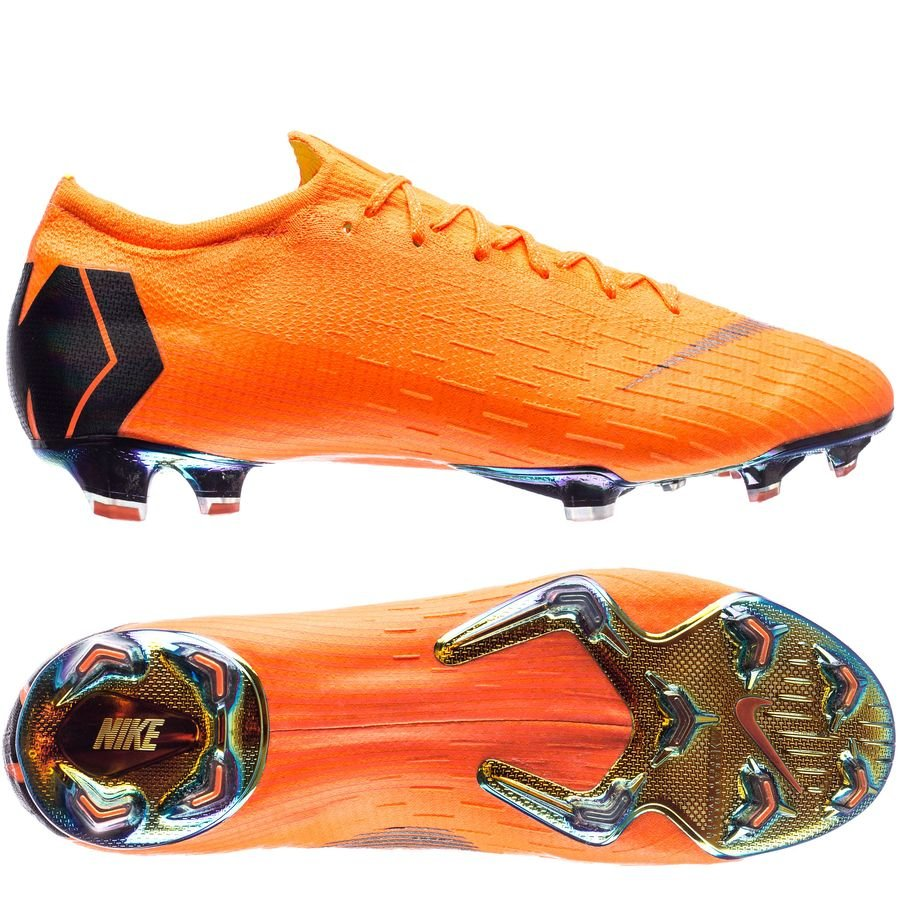 Nike Mercurial Vapor Elite Orange Græs (FG)