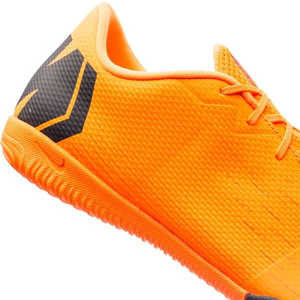 Nike Mercurial Vaporx 12 Academy Ic Jeûne Off - Orange / Noir / Néon guACTK