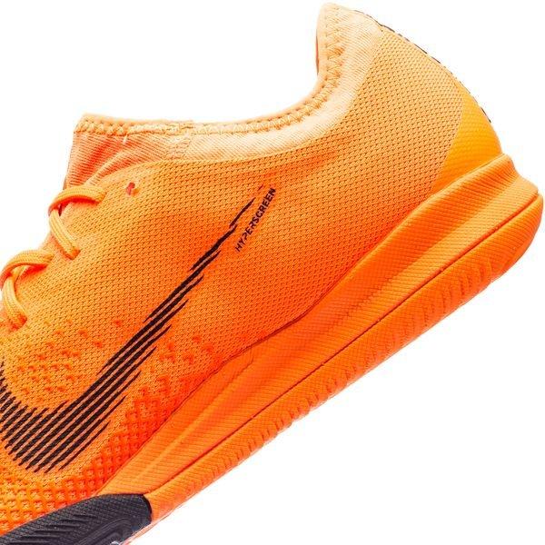 Nike Mercurial Vaporx 12 Pro Ic Rapide Au Large - Orange / Noir / Néon uhIP3b4