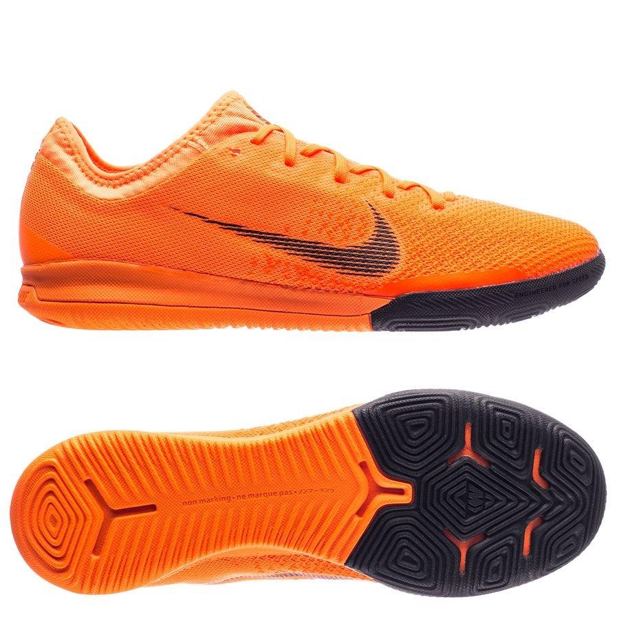 Nike Mercurial Vaporx 12 Pro Ic Rapide Au Large - Orange / Noir / Néon wj6UWtz9