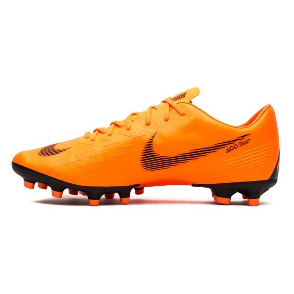 08b9d8201 Nike Mercurial Vapor 12 Pro AG-PRO Fast AF - Total Orange Black Volt ...
