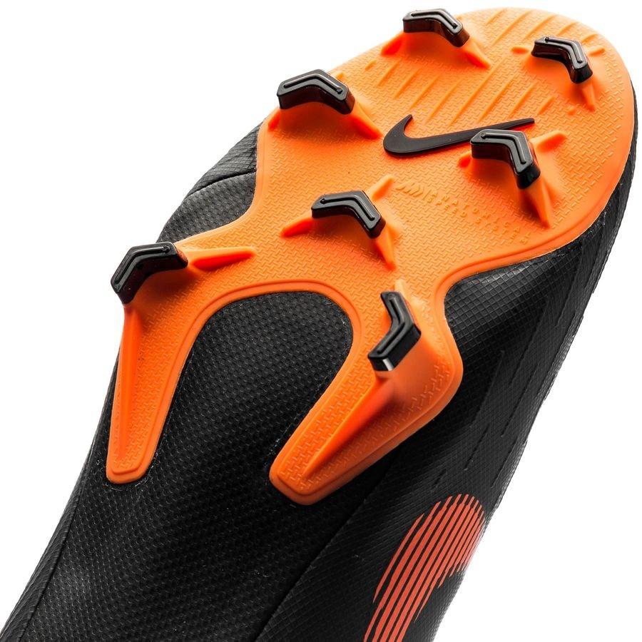 online store 2c1be d973e Nike Mercurial Superfly 6 Pro FG Fast AF - Svart Orange Vit    www.unisportstore.se