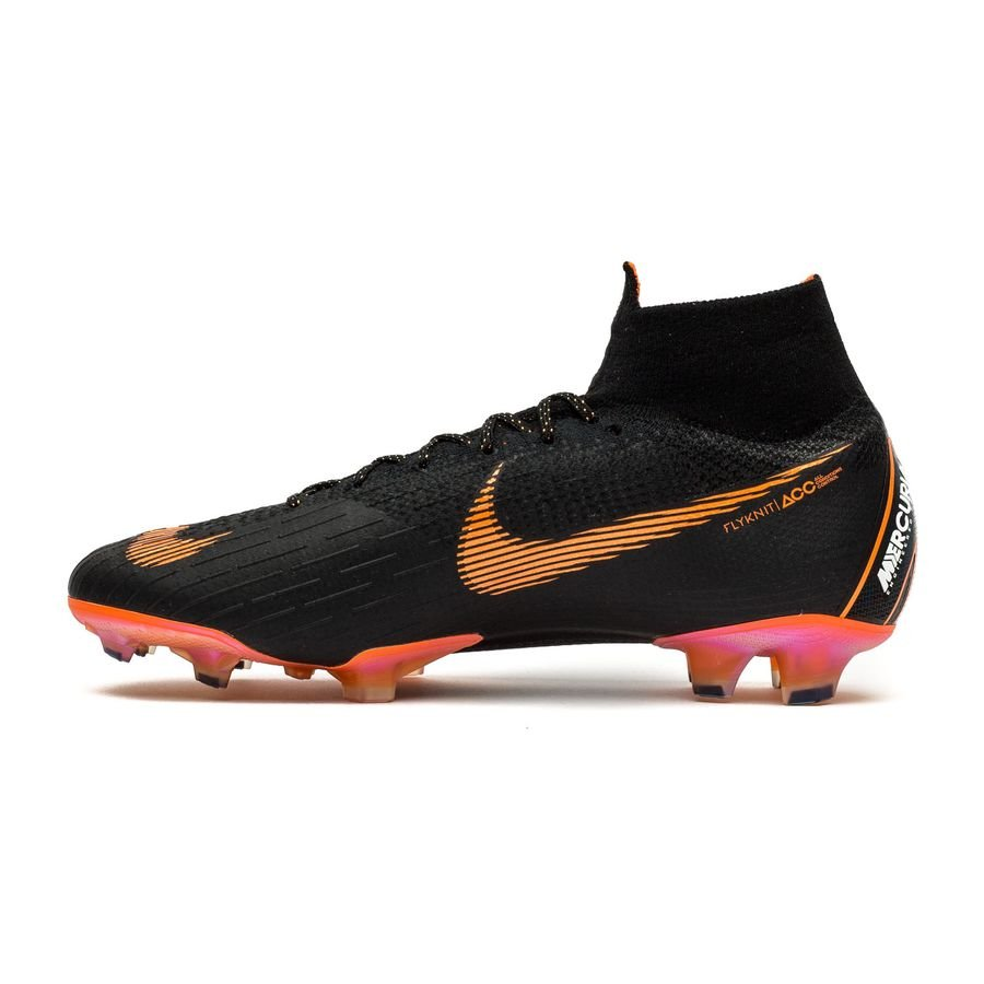 91069d8fb206 ... coupon code nike mercurial superfly 6 elite fg black total orange white  football boots 972f2 9a2d7
