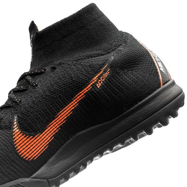 Nike Mercurial SuperflyX 6 Elite TF Football Shoes White