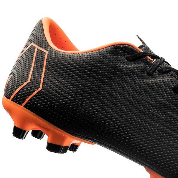 Nike Mercurial Vapor 12 Mg Academy Rapide Au Large - Noir / Orange / Enfants Blancs ViY2RLd