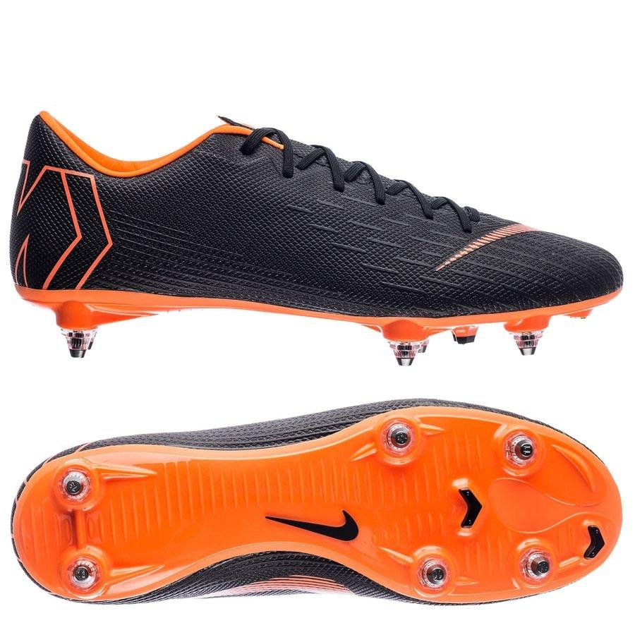 Nike Mercurial Vapor 12 Académie Pro Rapide Au Large - Noir / Orange / Blanc OUiWlwI