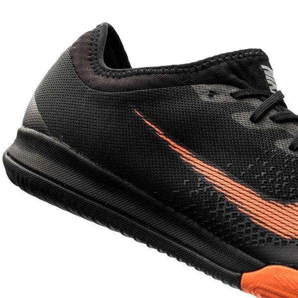 online store cabea a296e Nike Mercurial VaporX 12 Pro IC Fast AF - Black/Total Orange ...