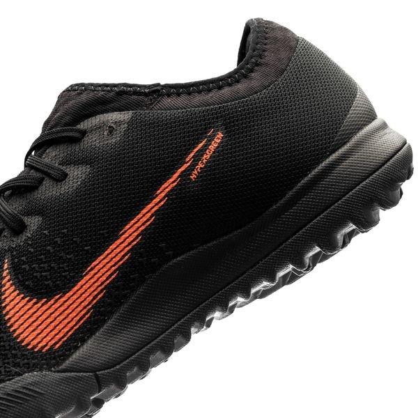 timeless design 45c64 28439 Nike Mercurial VaporX 12 Pro TF Fast AF - Black/Total Orange ...