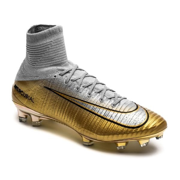 brand new 11a81 76bf6 Nike Mercurial Superfly V CR7 FG Quinto Triunfo - Metallic ...