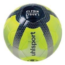 Uhlsport Fotboll Elysia Ligue 1 2017/18 Replica - Neon/Silver/Svart
