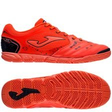 joma liga 5 in - red/black - indoor shoes