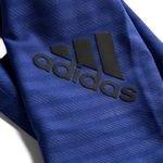 adidas baselayer alphaskin 360 tights lang - blå - baselayer