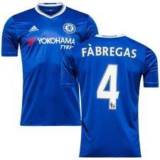 Chelsea Hjemmebanetrøje 2016/17 FÀBREGAS 4