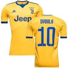 Juventus Bortatröja 2017/18 DYBALA 10 Barn