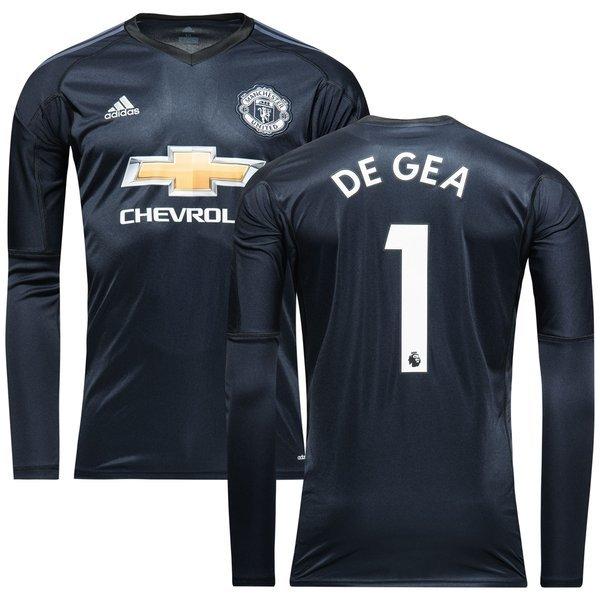 afac3cb2f84 90.00 EUR. Price is incl. 19% VAT. -21%. Manchester United Goalkeeper Shirt  Home DE GEA 1 2017 18 Kids