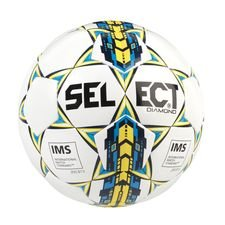 Select Fotboll Diamond - Vit/Blå