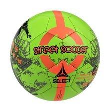 Select Fotboll Street Soccer - Grön/Orange