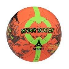 Select Fotboll Street Soccer - Orange/Grön