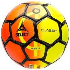 Select Fodbold Classic - Orange/Gul