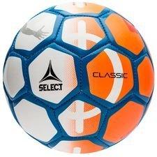 Select Fotboll MB Classic 47 cm - Vit/Orange Barn
