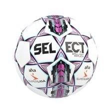 Select Fotboll Brillant Replica Alka Superliga - Vit/Rosa