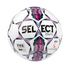 Select Fotboll Brillant Super TB Alka Superliga - Vit/Rosa