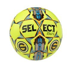 Select Fotboll Brillant Super TB Superettan - Gul/Blå