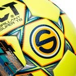 select fodbold brillant super tb superettan - gul/blå - fodbolde