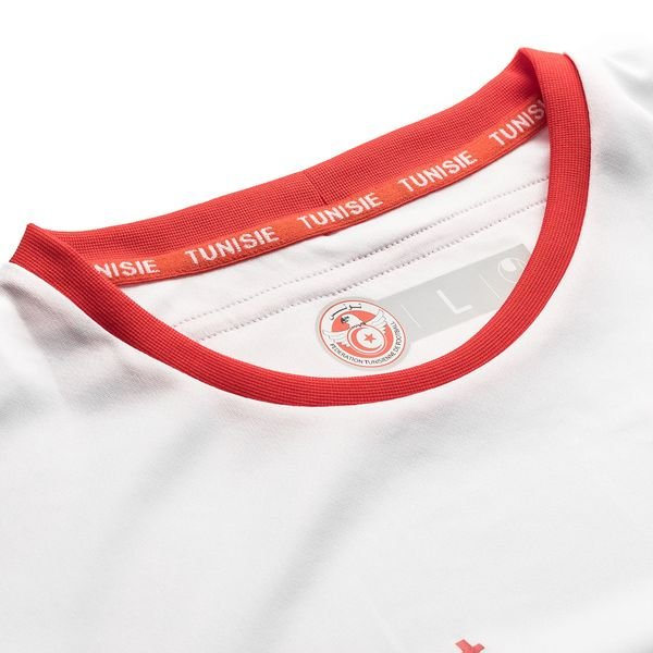 956c04abe ... tunisia home shirt 2018 19 - football shirts ...