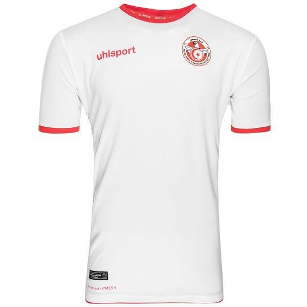 4fb50d4659b Tunisia Home Shirt 2018 19