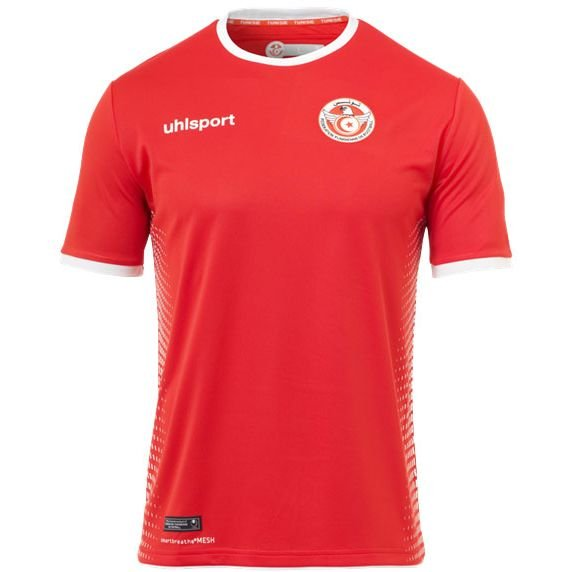 Image result for tunisia world cup away jersey