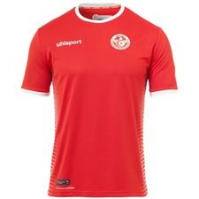 tunisia away shirt world cup 2018 kids - football shirts