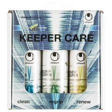 uhlsport goalkeeper care set - goalkeeper equipment