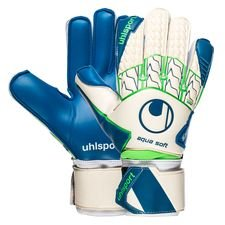 Uhlsport Aquasoft - Vit/Blå/Grön