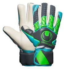 Uhlsport Målmandshandske TIGHT Absolutgrip HN - Grå/Turkis/Grøn
