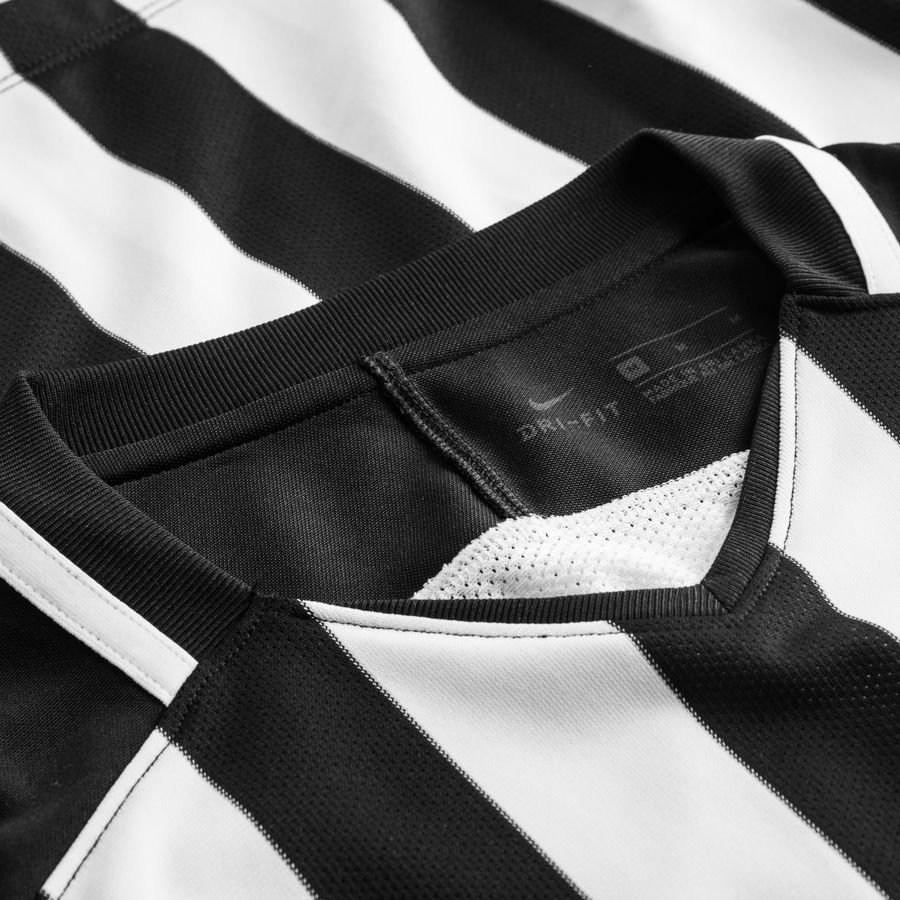 Nike Matchtröja Striped Division III SvartVit