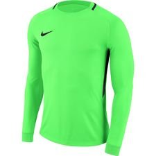 Nike Torwarttrikot Dry Park III - Grün/Schwarz Long Sleeves
