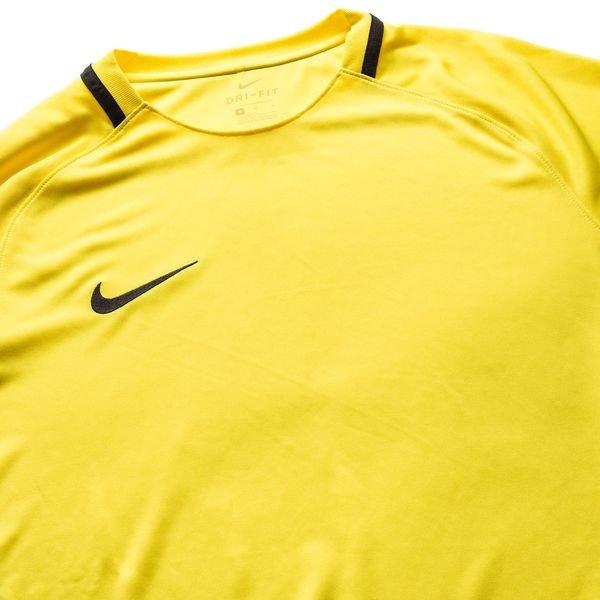 Nike Dry Longues Park Gardien Manches De Jaunenoir Iii Maillot x4rqxw6tU
