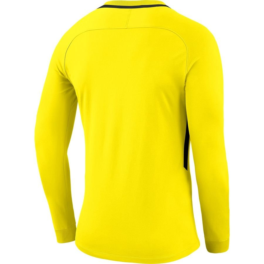 b6b9e53ff7a Nike Goalkeeper Shirt Dry Park III L S - Opti Yellow Black Kids ...