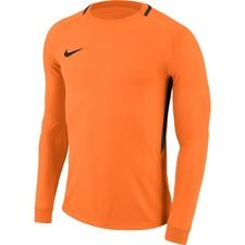 nike goalkeeper shirt dry park iii l/s - orange/black kids - goalkeeper equipment