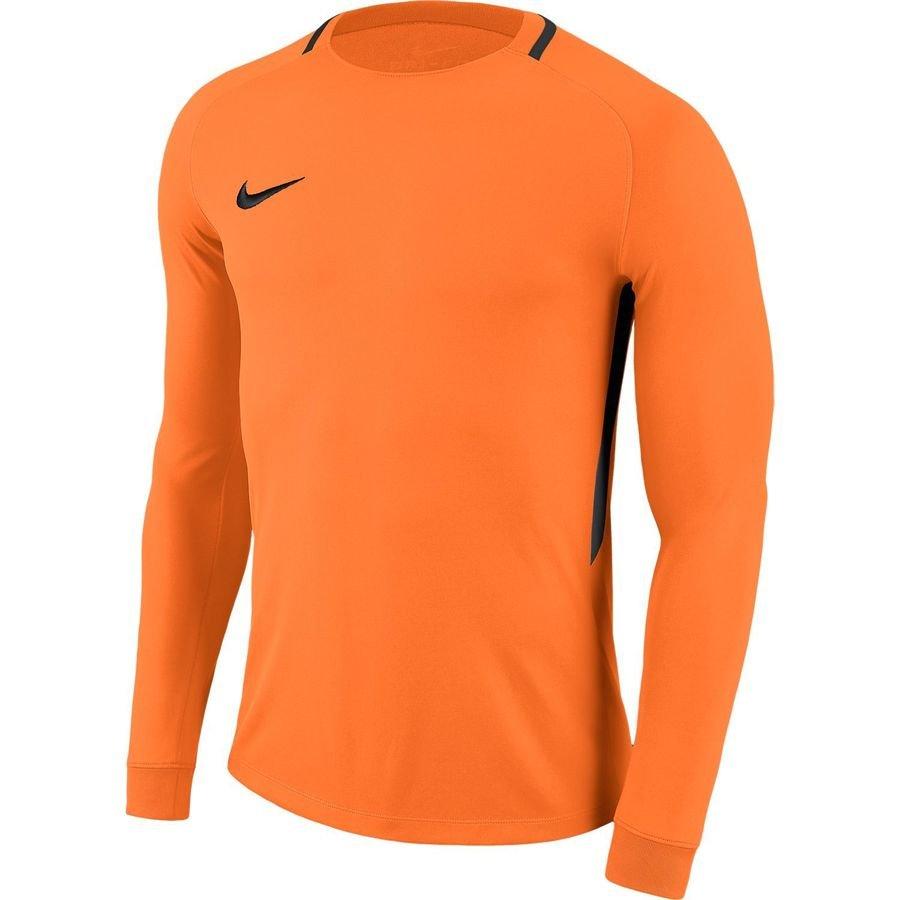 Nike Målmandstrøje Dry Park III L/Æ - Orange/Sort Børn thumbnail