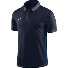 Image of   Nike Polo Dry Academy 18 K/Æ - Navy/Blå/Hvid