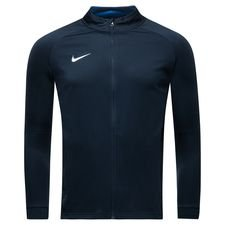 nike track jacket dry academy 18 - obsidian/royal blue/white - jackets