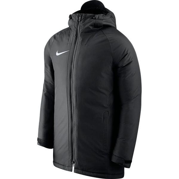 Nike Manteau d'Hiver Academy 18 - Noir/Blanc | www.unisportstore.fr