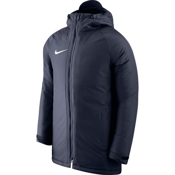 Nike Vinterjakke Academy 18 SortHvid   unisport.dk