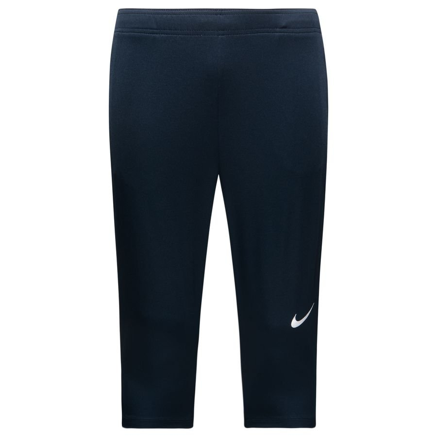 Nike Bas de Survêtement 3/4 Academy 18 - Bleu Foncé/Blanc Enfant