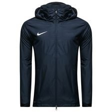 Image of   Nike Regnjakke Academy 18 - Navy/Hvid Børn