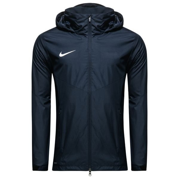 9de0ac18b Nike Rain Jacket Academy 18 - Obsidian/White Kids